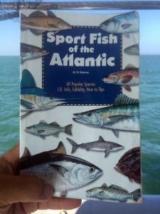 Fishing-book